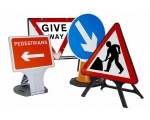 Temporary UK Road Signs