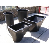 Rubbish Chutes and Hoppers