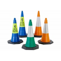 Buy Road Safety Traffic Cones Direct From Manufacturer