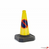 No Waiting Traffic Cone - 450mm Road Safety Cone