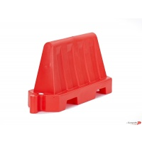 Road Barrier - Utility Separator
